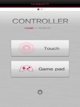 LG Android TV Game Remote screenshot 2