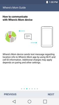 LG Where's Mom apk screenshot