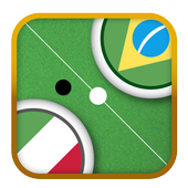 LG Button Soccer - Online Free icon