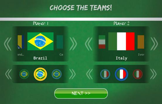 LG Button Soccer apk screenshot