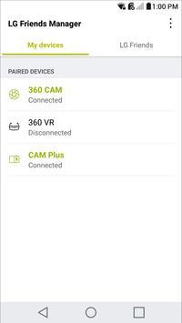 LG Friends Manager screenshot 3