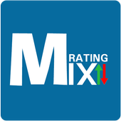 Mix Rating icon
