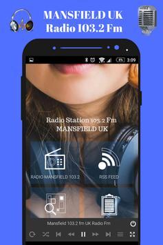 Radio Fm UK 103.2 Radio Station 103.2 Fm online hd poster