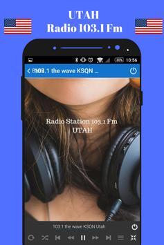 Utah Radio Station 103.1 Fm HD Music 103.1 Online screenshot 1