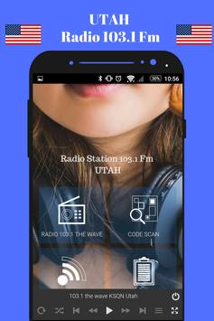 Utah Radio Station 103.1 Fm HD Music 103.1 Online screenshot 5