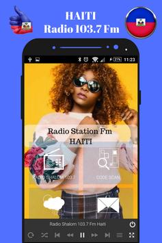 Haitian Radio Station 103.7 Fm Christian Music App screenshot 2