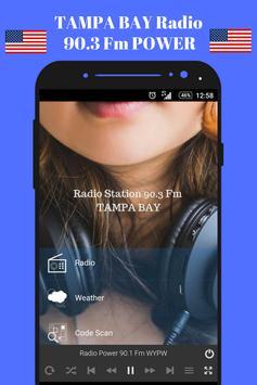 90.1 Fm Radio Tampa Bay Radio Station Live 90.1 hd screenshot 1