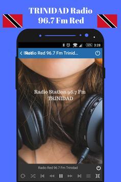 96.7 Fm Trinidad 96.7 Radio Station Online Fm App screenshot 1