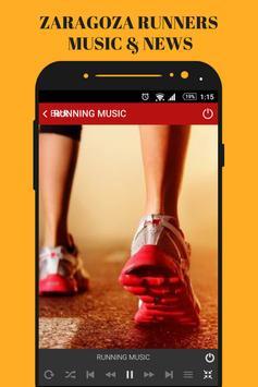 Zaragoza Runners & Running Gym Music App Radio Fm screenshot 6