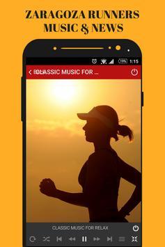 Zaragoza Runners & Running Gym Music App Radio Fm screenshot 9