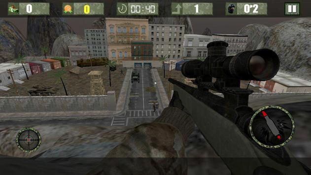 Modern SWAT Sniper 3D screenshot 1