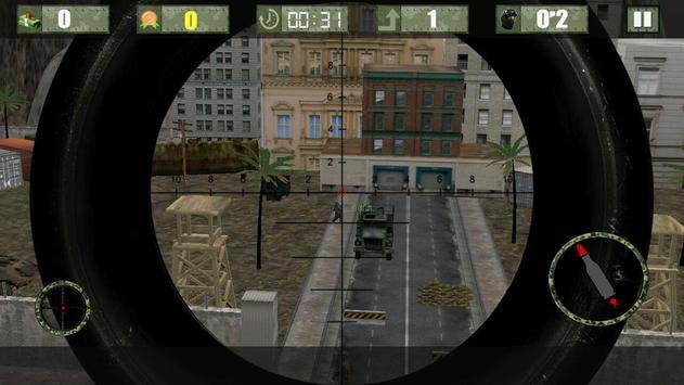 Modern SWAT Sniper 3D screenshot 2