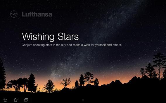 Lufthansa Wishing Stars poster
