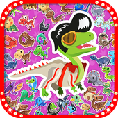 Dinosaur Sticker Album (Unreleased) icon