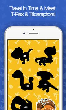 Dinosaur Sticker Album (Unreleased) screenshot 2