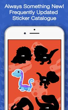 Dinosaur Sticker Album (Unreleased) screenshot 8