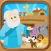 Noah's Ark Bible Story icon