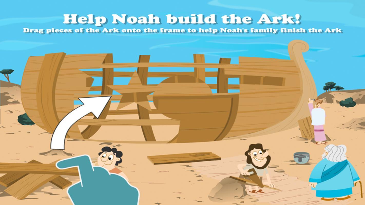 Noah\'s Ark Bible Story Descarga APK - Gratis Educativos Juego para ...