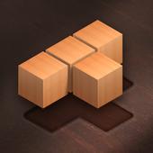 Fill Wooden Block icon