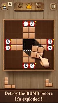 Fill Wooden Block screenshot 1