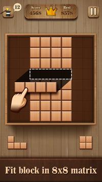Fill Wooden Block screenshot 2