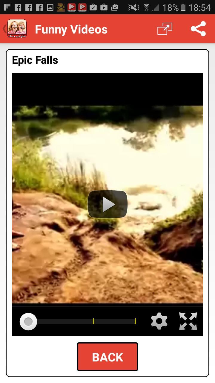 فيديوهات مضحكة جدا بدون انترنت For Android Apk Download