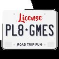 License Plate Games - Road Trip Fun