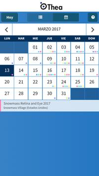Congresos Oftalmología 2017-18 screenshot 1