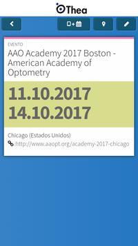 Congresos Oftalmología 2017-18 screenshot 3