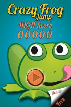 Crazy Frog Jump Free apk screenshot
