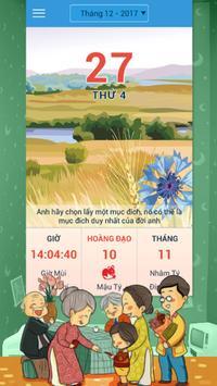 Lịch Vạn Niên - Tử Vi 2018 poster