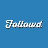 Followd (for Instagram) icon