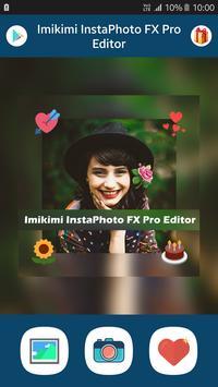 Imikimi InstaPhoto FX Pro Editor poster