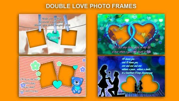 Romantic Love Photo Frames HD 2018 screenshot 4