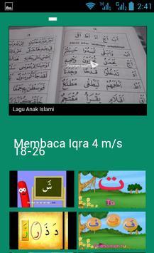 Belajar Iqro apk screenshot