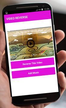 Reverse Video - Magic Video apk screenshot