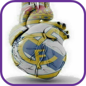 Real Madrid Wallpaper icon