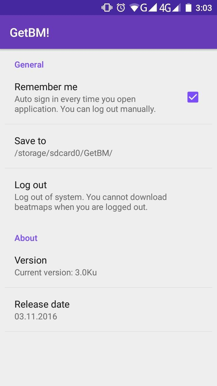 GetBM! - get osu! beatmaps for Android - APK Download
