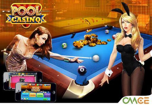 Pool Casino poster