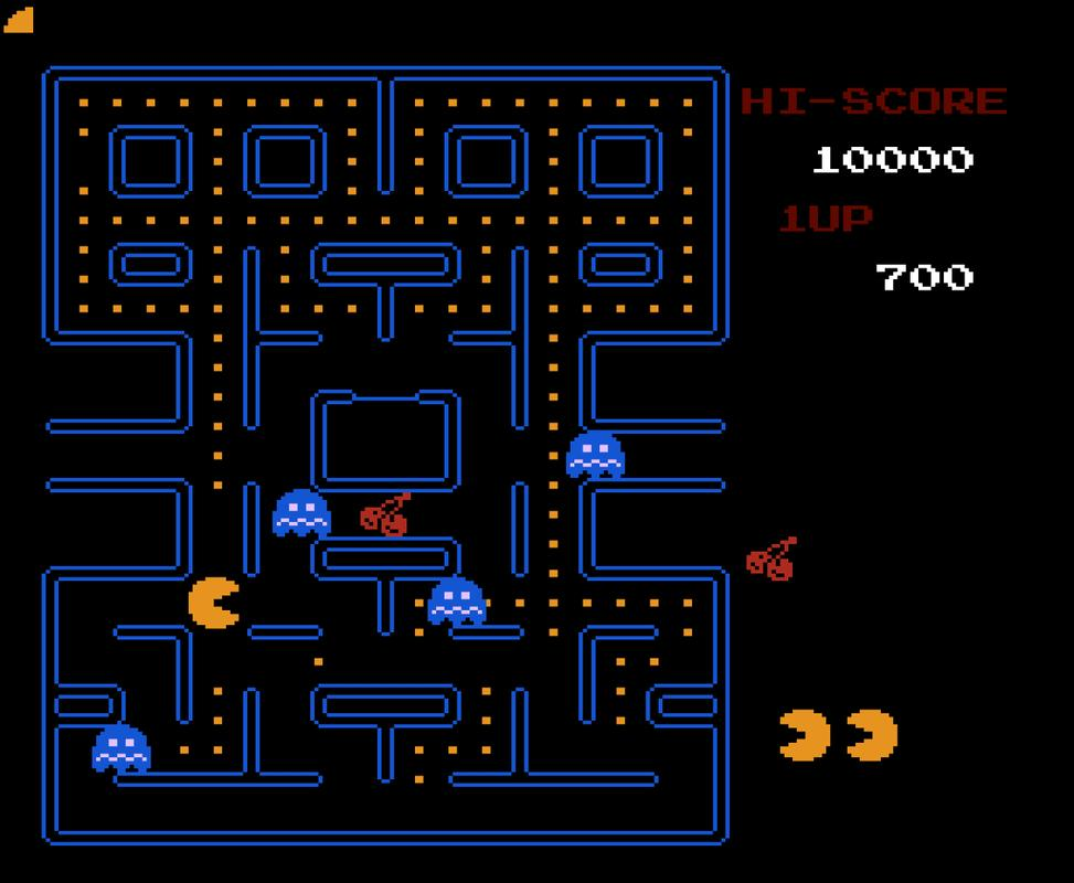 It's just a graphic of Ridiculous Pac Man Images