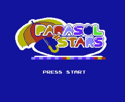 Parasol Stars poster