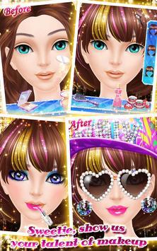 Make-Up Me: Superstar apk screenshot