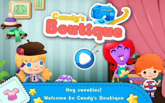 Candy's Boutique poster