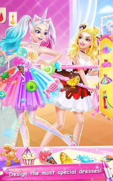 Candy Makeup Party Salon screenshot 8