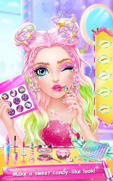 Candy Makeup Party Salon screenshot 11