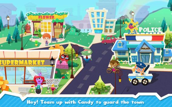 Candy's Town poster