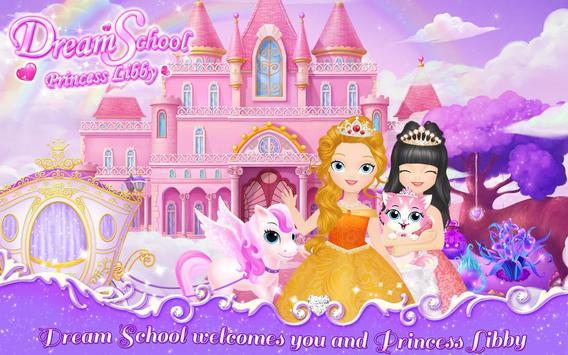 Princess Libby: Dream School poster