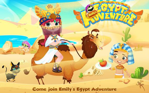 Emily's Egypt Adventure screenshot 4