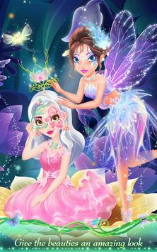 La moda de la princesa hada captura de pantalla 3