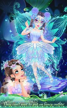 La moda de la princesa hada captura de pantalla 2